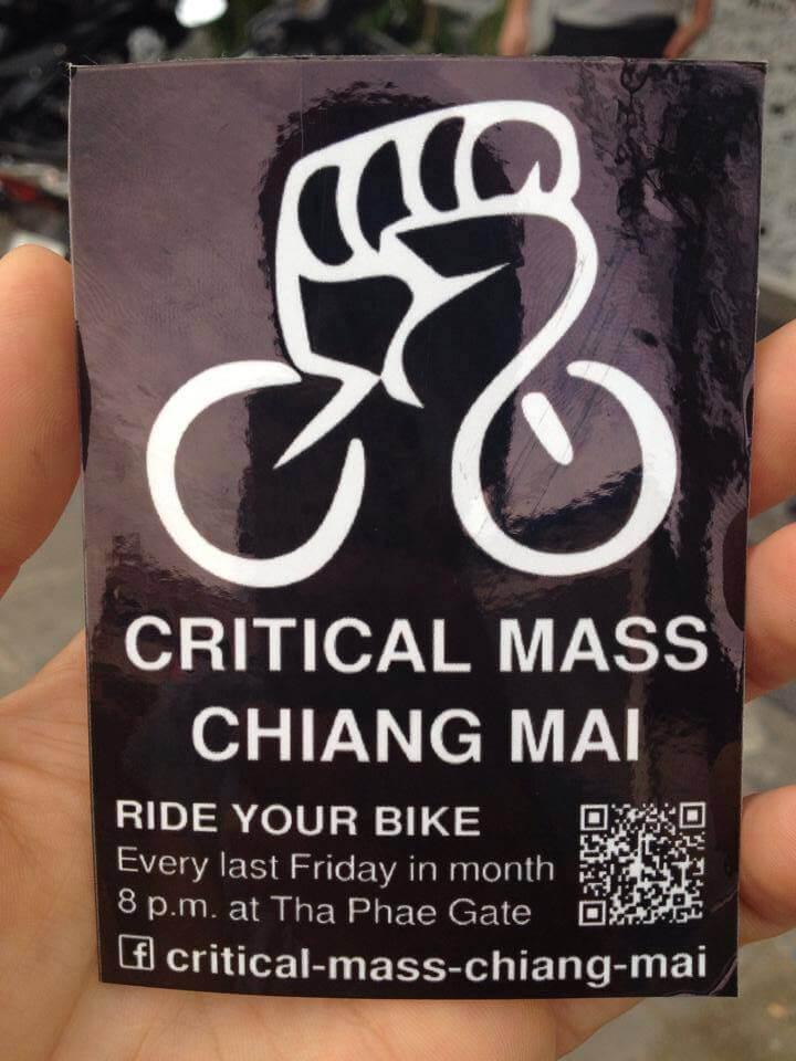 Critical Mass Chiang Mai card image