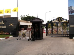 Club 11 gate entrance