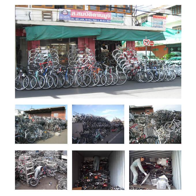 Sombat Kanamuji shop in Bangkok