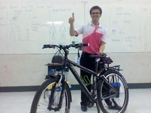 Bicycle Classroom