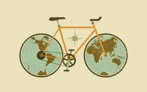 Bike map