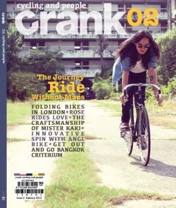 Crank magazine