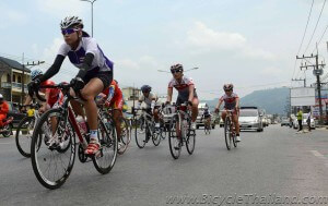 2013 Tour of Thailand womens race stage 3