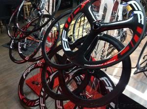 Bike Zone Fast Forward wheelsets