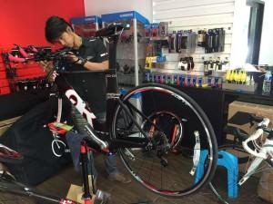 Bike Zone mechanic areawtmk