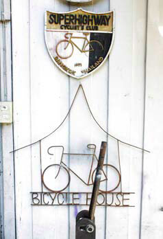 BICYCLE HOUSE 1