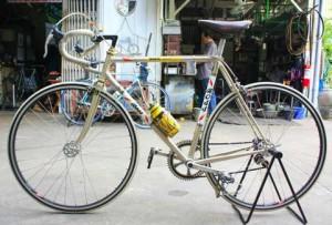 THE CYCLIST PERSONA 5