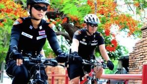 Ayutthaya Police Bike Patrol5