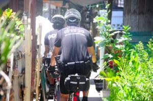 Ayutthaya Police Bike Patrol8