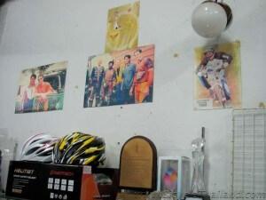 Nikorn Bike wall photoswtmk