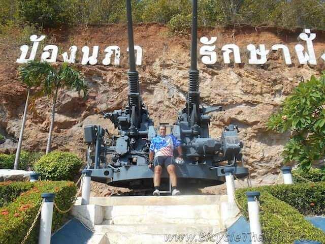 Thai Naval Base My Bicycle Commute