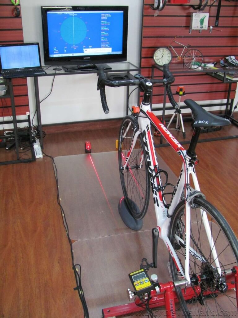 JJ Cycling Centre bike fit