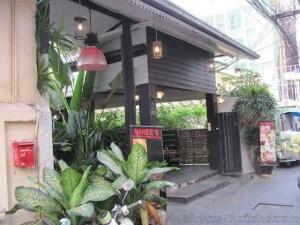 Ranee Velo Restaurant front