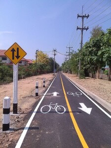 Chiang Mai bicycle route 3