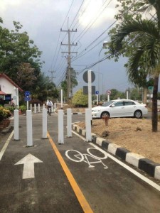 Chiang Mai bicycle route 7