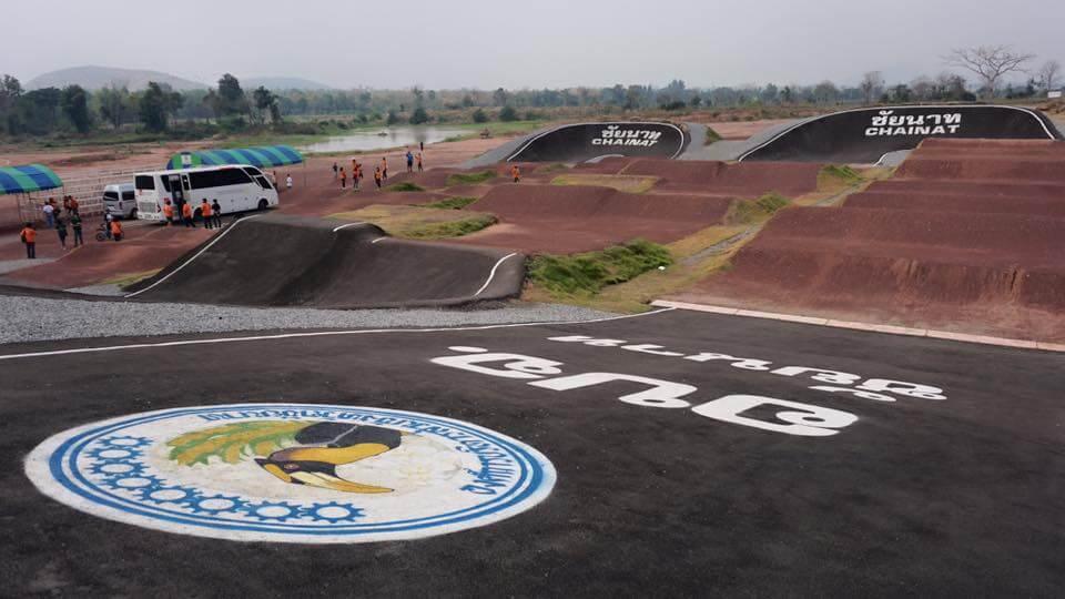 Chai Nat BMX track image 2