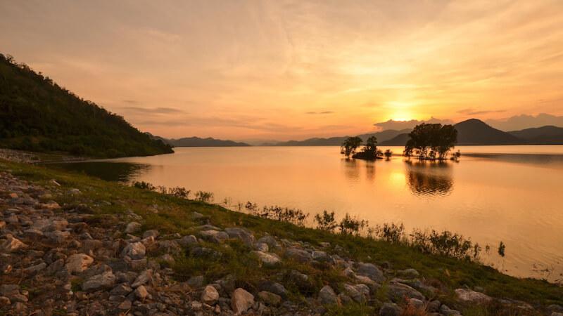 Pranburi Dam 4