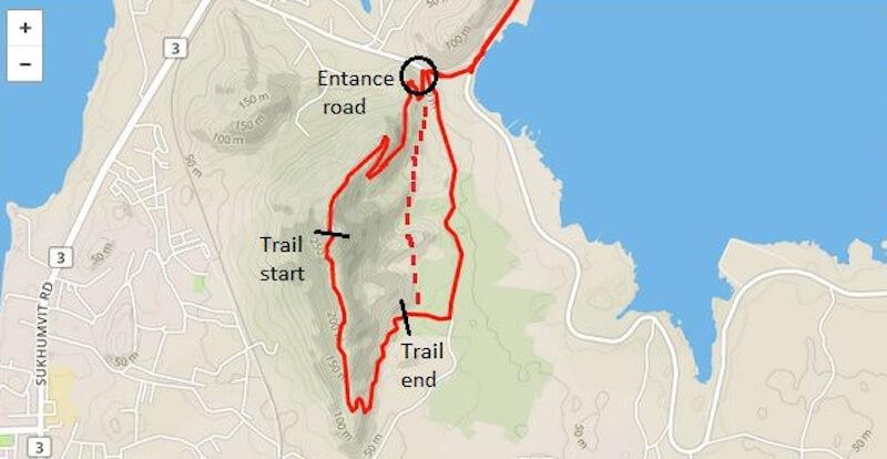 Khao Chalak MTB Trail