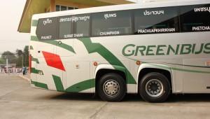 Private company Thailand bus