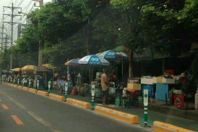 Chatuchak Bike Lane 4