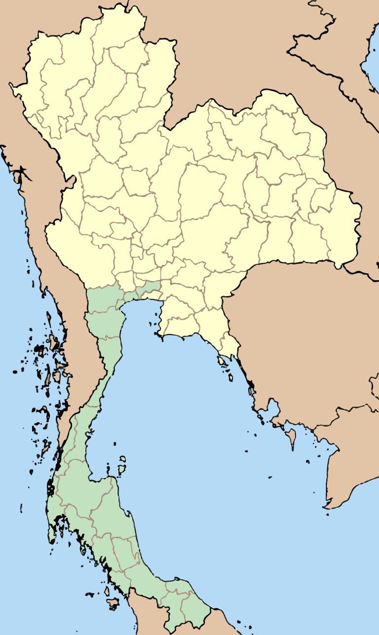 Southern Thailand GPS data - Cycling Routes & Waypoints on mitsubishi thailand, kensington thailand, mio thailand, panasonic thailand, oakley thailand,